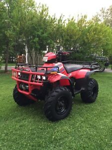 Polaris Xplorer 400 L 4X4