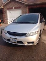 2009 civic $7000 cert/e-tested