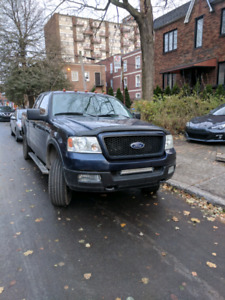 2005 Ford F-150 4x4