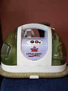 BISSELL LITTLE GREEN PREHEAT CLEANER