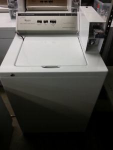 Coin operated washer & dryer