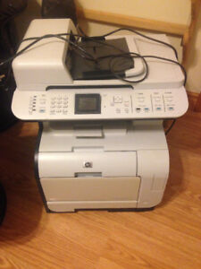 HP Color Laser Jet Printer CM2320nf MFP
