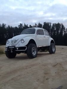 VW 4X Custom Hot Rod Ratrod Jeep