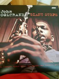 John Coltrane - giant steps lp/jazz record/vinyl/Miles davis