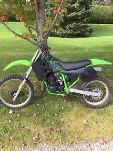 1987 KX250 - MUST SEE