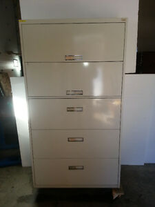 5 Drawer filing cabinet/garage orginizer