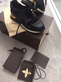 Authentic Louis Vuitton Runaway trainers EU 38