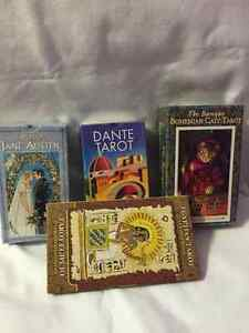 Tarot Decks, many htf or oop