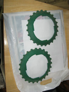 Set of plates for John Deere 246- 2 row corn planter,never used. Gatineau Ottawa / Gatineau Area image 2