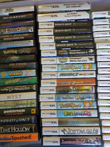 Selling Nintendo DS Games