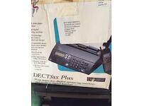 Free Fax machine phone