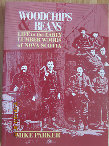 WOODCHIPS AND BEANS by Mike Parker 1993