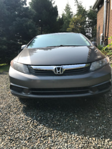 2012 Honda Civic EX Sedan