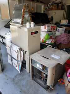 Lennox furnace 75000BTU and Armstrong air conditioner 2.5 Ton