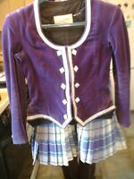 For sale a Scotish highland dance outfit