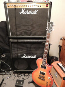 Marshall MOS-FET 100 Twin reverb amp