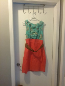 Summer dresses and tops