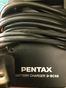 Pentax battery charger London Ontario image 1