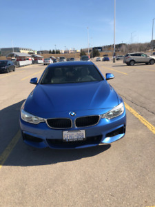 2015 BMW 4-Series 435i xDrive Coupe (2 door)