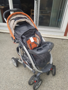 Graco Classic Connect Travel System Stroller
