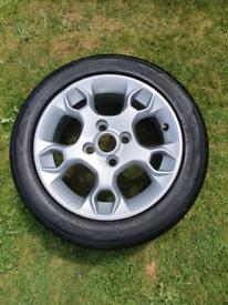 Ford Fiesta alloy wheels