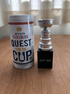 Molson Mini Stanley Cups - Quest for the Cup