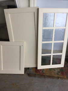 Full assortment of kitchen cabinet door