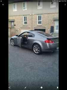Infinity G35 2005 Coupe Auto Tinted No Mod *Summer Coming!