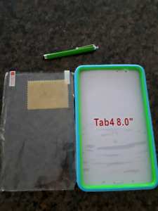 """Tablet Cover - Tab 4 - 8"""""""