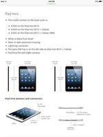 White 16gb iPad mini