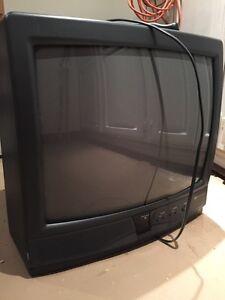 Tv.  Older style