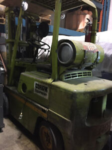 Used Clark Forklift available for sale