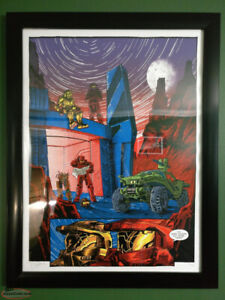Selling Rooster Teeth Red vs Blue (RvB) Limited Edition Prints
