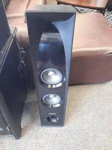 *** USED *** SAMSUNG SOUND TOWER SYSTEM   S/N:12HG700041   #STORE222
