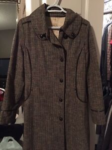 Peacoat/Jacket - Size large