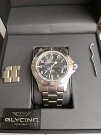 Glycine combat sub 48mm divers watch
