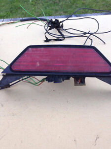 Rear window 3rd brake light BMW E30