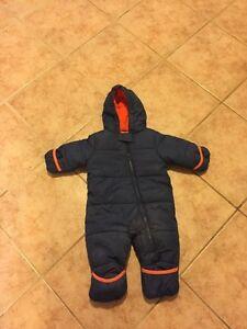 Boys snowsuit - 3 to 6 months