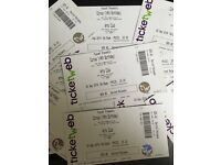 Circus Tickets for Sale 14th Birthday Party Liverpool Arts Club Seel Street