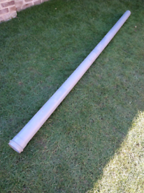 Soil pipe 110mm 3m FREE for collection