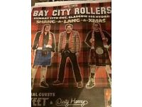 2 BAY CITY ROLLER TICKETS