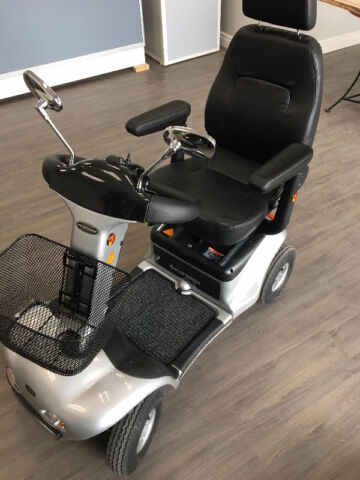 2017 SHOPRIDER Special Edition Brand New Mobility Scooter