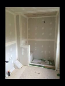 Drywall mudding, repair and Textured ceilings.  Stratford Kitchener Area image 4
