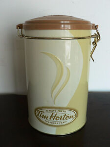 Brand new in box Tim Hortons Limited Edition coffee canister London Ontario image 2