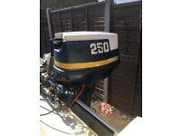 Penta 25 Ho outboard