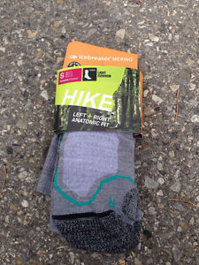 Icebreaker Merino hiking socks