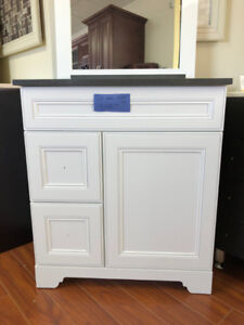 HOLIDAY S-A-L-E!!! vanity cabinet on $ALE now!!