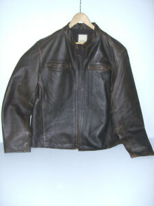BLUENOTES LEATHER JACKET