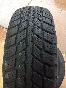 195/60R15 winter tores
