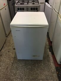 White chest freezer £60